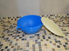 Tupperware B 06 Maximilian 4,5 l blau-weiß NEU