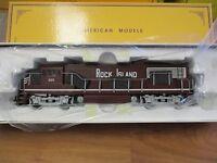 American Models AM U2507 Rock Island U25B Diesel   (2/16/16 )