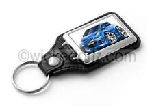 WickedKarz Cartoon Car Vauxhall Corsa MK3 VXR/SRi in Blue Key Ring