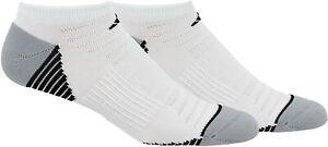 adidas Women's 186707 Superlite Speed Mesh No Show Sock 2-pair Size M