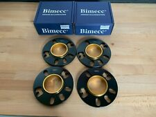 VW T5 T6 TRANSPORTER 10mm Hubcentric Alloy Wheel Spacer Fitting Kit 72.6-65.1