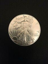 2015 American Silver Eagle (1 oz) $1 - BU