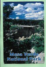 1989 Mesa Verde NationalPark**