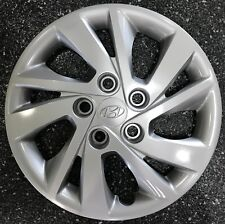 2017-2018 HYUNDAI ELANTRA 15'' 10 SPOKE FACTORY REMANUFACTURED HUBCAP 55578