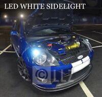 FORD Fiesta Mk6 02-08 LED XENON WHITE SIDELIGHT BULBS UPGRADE ERROR FREE ST