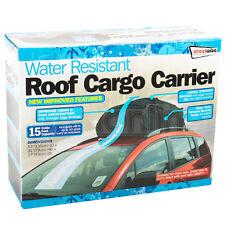 458L resistente al agua techo Cargo Carrier Bolsa de viaje de Almacenamiento Caja Car & Van SWRB 9