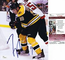 TYLER SEGUIN Signed 2011 CUP BOSTON BRUINS 8X10 PHOTO - JSA #H32688