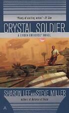 Crystal Soldier by Sharon Lee, Steve Miller PB new