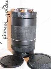 Canon  ZOOM EF 75-300 mm F/4-5.6 III  AF, MF USM Lens