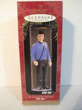 Star Trek Hallmark 1997 Dr. McCoy Ornament