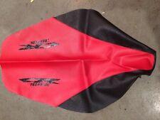 1991-01 Honda CR500 1992-96 CR250 1993-97 CR125 Tecnosel Seat Cover Black/red