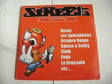 Street Six Vol. 2 -CD - Nysay, Les Spécialistes, Octobre Rouge, Syntax, Godzy...