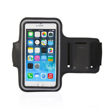 Black Running Workout Outdoors Sport GYM Armband Case for Apple iPhone 8 Plus