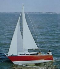 1975 24' DUFOUR FULL RIG CRUISER *NOW DOCKSIDE *SAIL AWAY* IN STATEN IL NY WITT