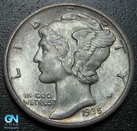 1935 D Mercury Dime  --  MAKE US AN OFFER!  #R9847