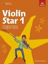 Violin Star 1 Pupils Book. Sheet Music Book Young Beginner Learn How To Play New
