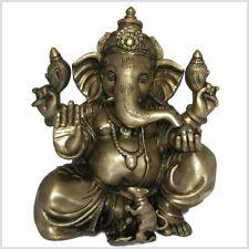 Ganesha 36 cm 11 kg Messing Hinduismus Glücksgott Ganesh Shiva Krishna Indien