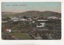 Moya Gran Canaria Las Palmas Spain 1915 Postcard 680b