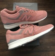 New Balance Womens WL697 Copper Rose Sneakers Sz 8 Tennis Shoes