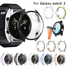 Cover Screen Protector Film Accessories For Samsung Galaxy Watch 3 41mm 45mm