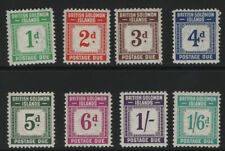 Solomon Islands 1940 Postage Due Set Mint £90