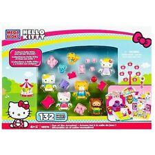 Mega Bloks Hello Kitty Fun at The Arcades Set 132pcs! Age 4+ 10974