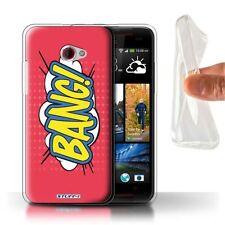 Housses et coques anti-chocs HTC HTC One pour téléphone mobile et assistant personnel (PDA)