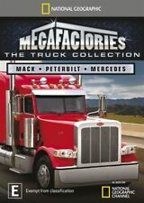 National Geographic - Megafactories - The Truck Collection DVD BRAND NEW