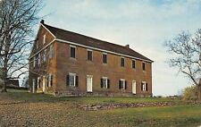 Mount Pleasant Ohio~Friends Yearly Meeting House Side View~1960s
