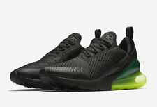Nike Air Max 270 Black Volt Green Men's Size 15 Neon AH8050-011