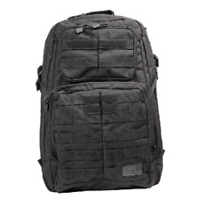 5.11 Tactical RUSH 24 Gear Bag Backpack MOLLE Pack Black 58601