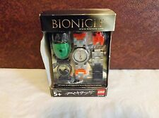 Rare Lego Bionicle Clic Time Rahkshi Watch with Building Toy