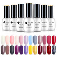 UR SUGAR 15ml Nagel Gellack  Pink Soak Off UV Gel Nagellack Maniküre Design
