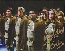 Anne Lockhart Battlestar Galactica #10 Original Autogramm 8x10