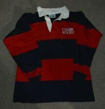 Vtg Team USA United States Rugby Shirt Jersey Medium National Team Halbro