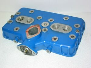 ROTAX 582 / 99 BLUE HEAD CYLINDER HEAD !!! VERY NICE STRAIGHT TOP CYL. HEAD !!!
