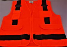 Genuine GC-SO-MSH-S Glove Connection Small All Mesh Safety Vest Hi Visibility