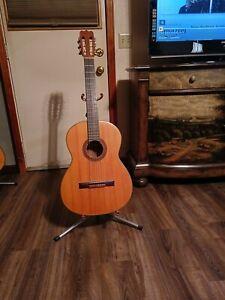Federico Garcia Classical Guitar w/ Case and a BONUS !!!