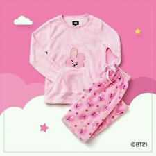 BT21 X HUNT OFFICIAL COOKY FLANNEL PAJAMA