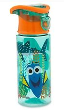 Authentic Disney Store Finding Dory 12 Oz Plastic Water Bottle