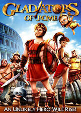 Gladiators of Rome (DVD, 2015)