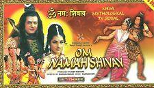 OM namah shivay - SET TRES - TV en serie of 6 NUEVO DVDs Set