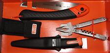 Bahco 396-HP+MTT8674+2446 - Geschenkset - Multifunktionszange + Messer - Säge