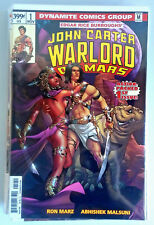 John Carter Warlord Of Mars Comic Book Series by Dynamite/Issues 1-14 + Special