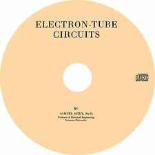 Electron-Tube Circuits {1950} by Samuel Seely ~ Book on CD