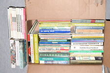 BOOKS HUGE LOT BOY SCOUTS SCOUTING BADEN-POWELL etc. some ENGLISH AUSTRALIAN