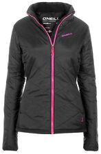 O'Neill Damen Steppjacke Jacke Übergangsjacke UVP.129,99€ schwarz lila Größe M