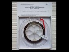 Pievox  Calibration tape FREQUENCY RESPONSE  IEC/CCIR  15 ips (38 cm/s)