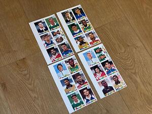 Panini World Cup France 1998 Football Soccer Stickers Bundle Retro Rare