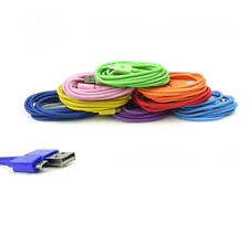 8-COLOR 3FT MICRO USB DATA SYNC CHARGER CABLE FOR GALAXY S2 S3 NOTE NEXUS